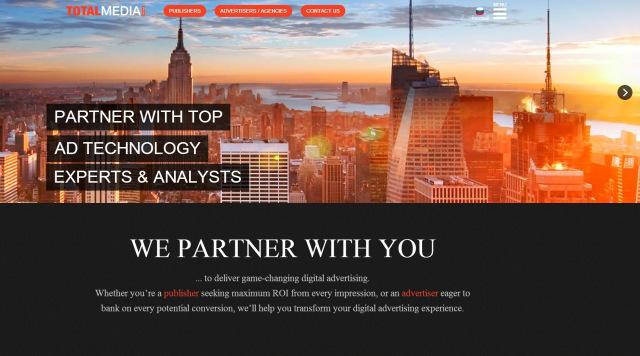 Total Media's website is live…Come visit us.