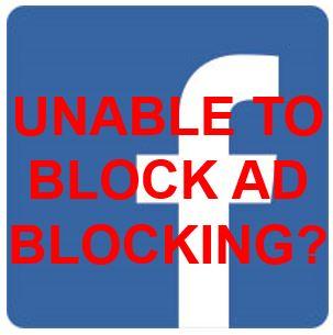 Can Facebook Defeat AdBlock Plus?